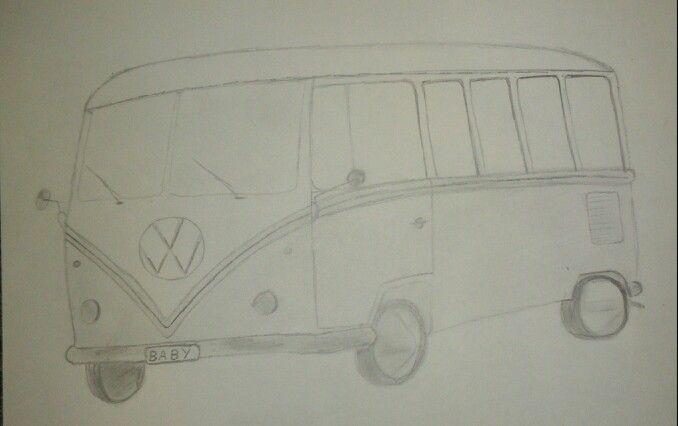 VW T 1 - man kann es glaube ich erkennen