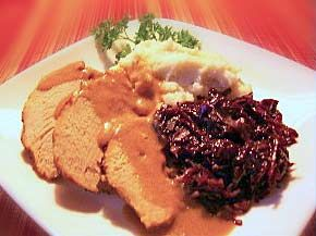 Traditional German Red Cabbage recipe http://www.quick-german-recipes.com/recipe-for-red-cabbage.html