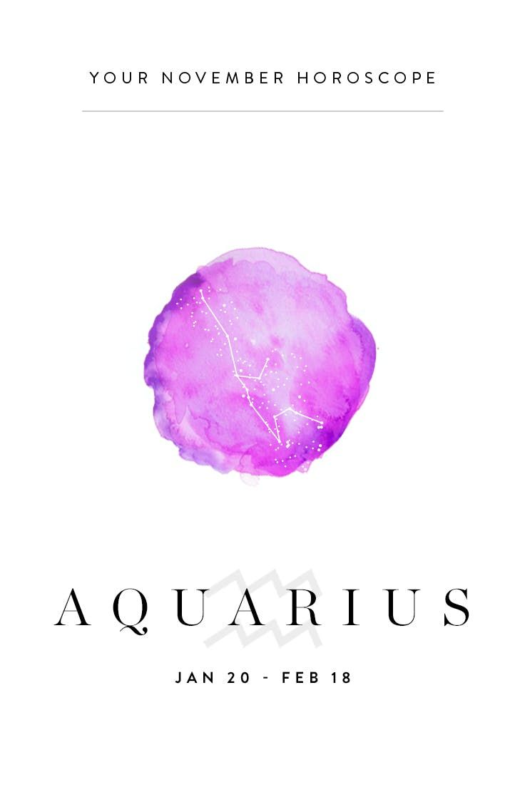 Your November Horoscope Is Here via @PureWow