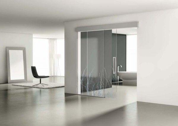 M s de 15 ideas fant sticas sobre puertas corredizas de for Puertas de vidrio corredizas para interiores