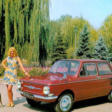 Энциклопедия заблуждений «Не знал» Большинство советских автомобилей копировались с иностранных