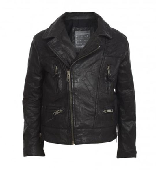 Allsaints Kids Leather Jacket | For The Kiddo | Pinterest