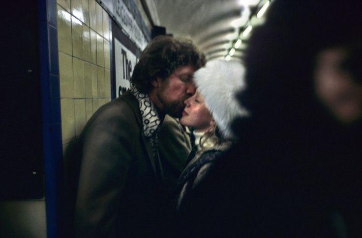 Beautifully intimate images from London's underground | Dazed #people #london #underground