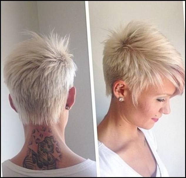 Best 20+ Peppige kurzhaarfrisuren ideas on Pinterest | Pixie bob ...