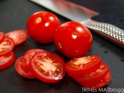 Italienske kjøttboller - TRINEs MATBLOGG