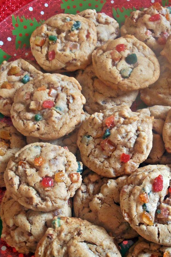 Claxton Fruit Cake Cookie Recipe