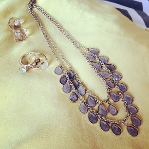 Vintage and New jewels