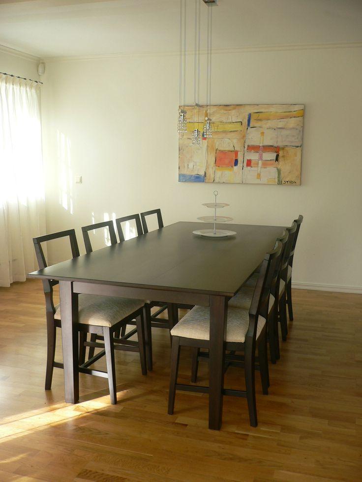 Trendy spisebord fra Brubakken Home