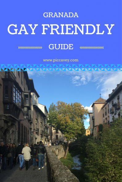 Gay-friendly Guide to Granada