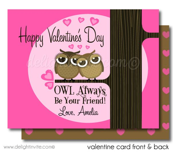 42 best Valentine Classroom Cards for Children! images on ...
