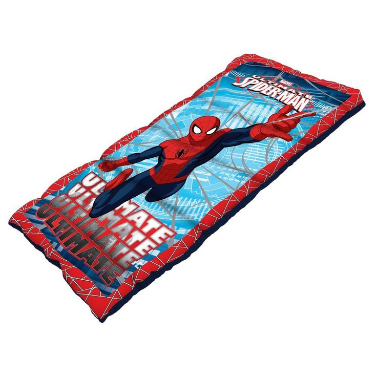 Spiderman Youth Sleeping Bag with 2.0-Pound Fill * Want to know more, click on the image.