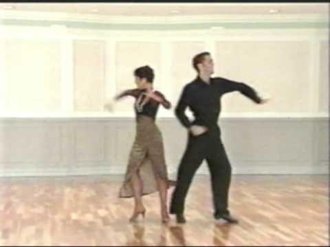 samba dancelesson part 8