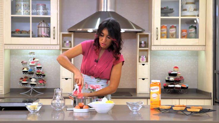 Cupcake Maniacs 8: Tartaletas de limón y merengue