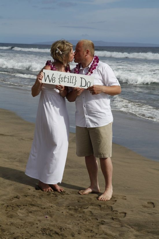 Beach Vows | Get Inspired To Renew Your Vows in Paradise | I Do Take Two