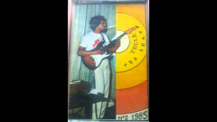 "#Eritrea first ""Wizard of the Guitar"" and Modern #Tigrinya language of Society CLASS Poetry. #Tigrinya Language under #Ethiopia #Amharic Language only was maintained and taught by Music artists like Tekle 'Hiwket' Adhanom - Handebet Megesha (1985)"