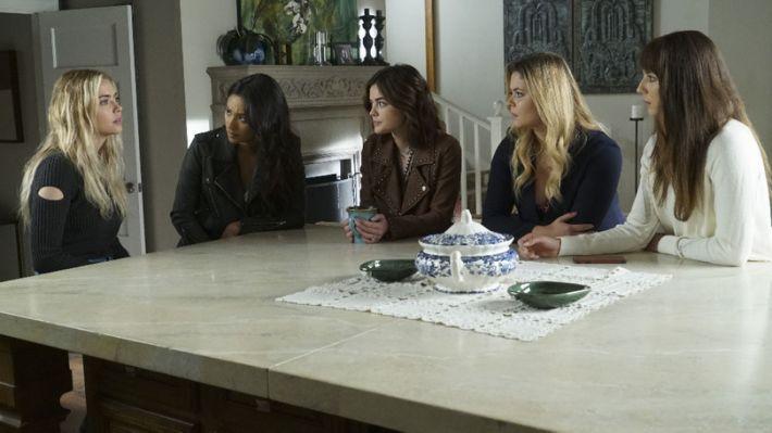 ' Pretty Little Liars' final season