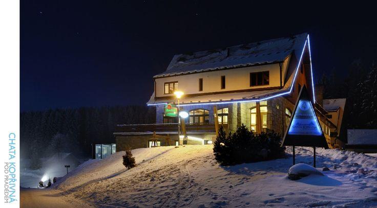Horský Hotel Kopřivná - Malá Morávka  www.koprivna.cz Hotel 3* Superior