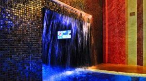 Habitación Alberca Lounge en el Love Hotel Pirámides del Valle