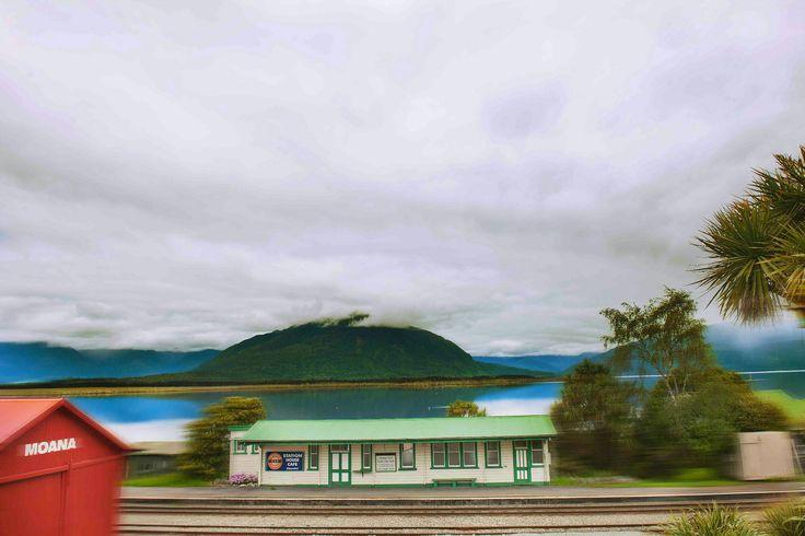 Moana/ Lake Brunner Station, New Zealand