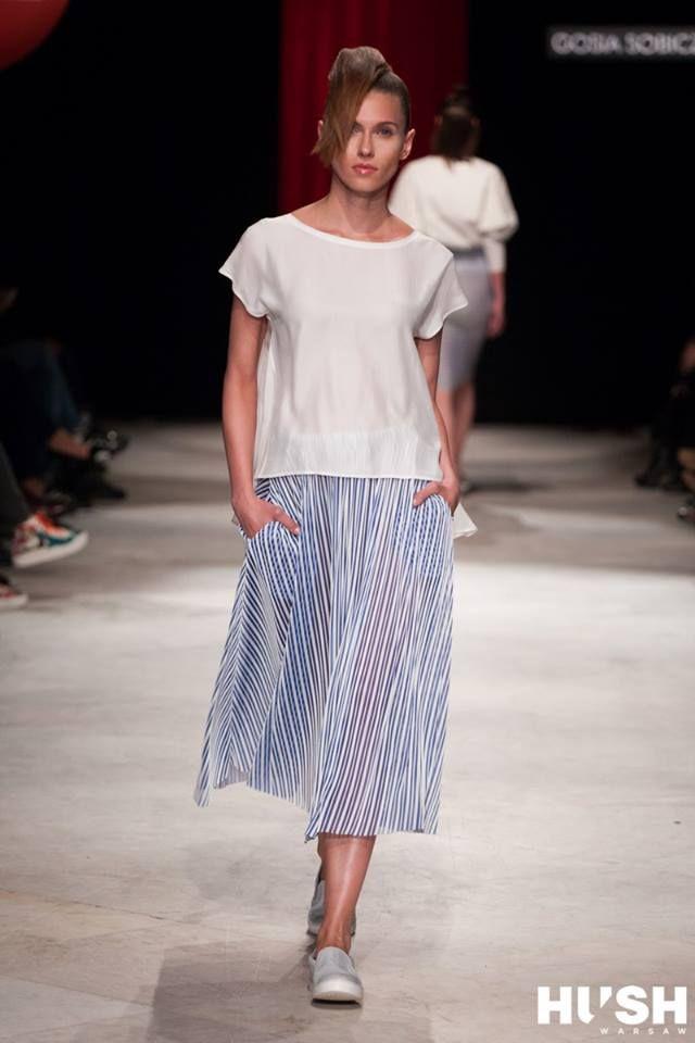 Gosia Sobiczewska – Est by es - recommended by HUSH Warsaw- fashion trade situated in the capital of Poland. #gosiasobiczewska #estbyes #stylestalker #hushwarsaw #hushselected #begindesire #fashiontrade