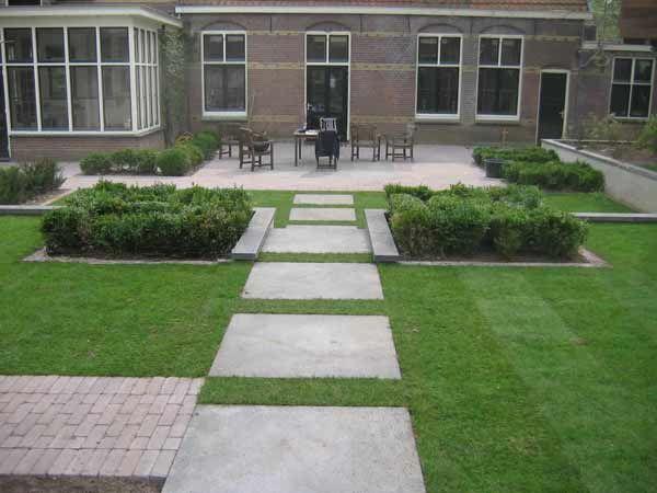 jarendertig tuin