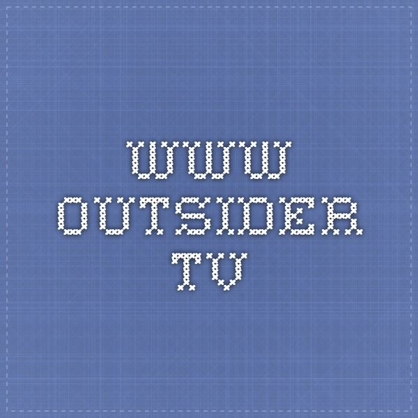 www.outsider.tv