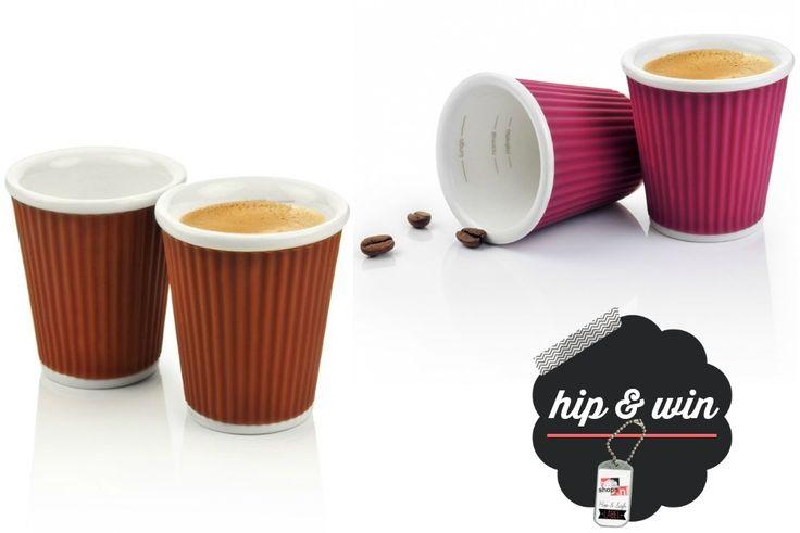 Kdootjes geeft weg: espressokopjes en koffiebekers van Les Artistes