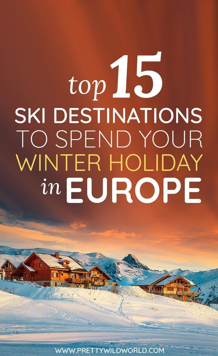 #Europe #WinterHoliday #skidestinations | Ski resorts in Europe | winter destinations in Europe | Travel to Europe | Europe destinations | Visit (name of the place) | Why you should go on a ski holiday | Skiing for beginners | Underrated countries in Europe | Trip to Europe | Europe travel | Holidays in Europe | Winter holiday in Europe | What to do in Europe in winter | Places to visit in Europe | Europe holidays | Luxury holidays idea in Europe