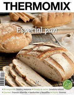 Revista thermomix nº49 especial pan