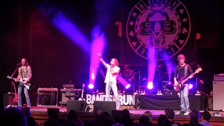 Bands on the Run explodes into Kingston - Sound Check Entertainment