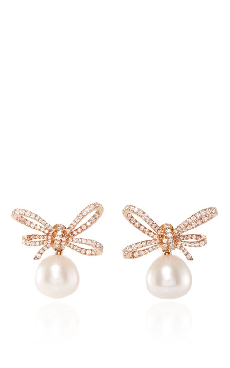 Find This Pin And More On White Pearl Jewellery (for Ears)