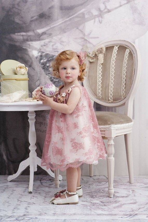 Christening  Gown  Christening  Dress Silk  by StyledByAlexandros