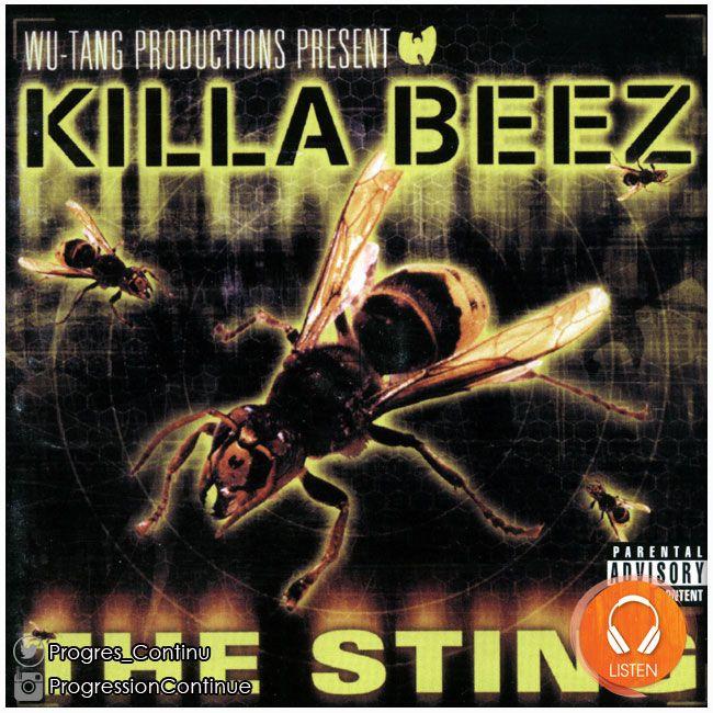 Wu-Tang Killa Bees - The Sting (Volume 2) (2002) // #wu #tang #killa #bees #sting #album #rap