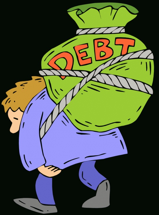 how to pay off mba debt