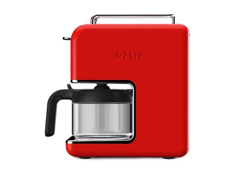 Ein Blickfang in jeder Küche! Bei amazon bekommt ihr die coole Kaffemaschine von Kenwood für 40€ - der geizhals.at Vergleichspreis liegt bei 72,35€ inklusive Versand.   #Amazon #Elektronik #Haushalt #Kaffeemaschine #Kenwood #PopArt
