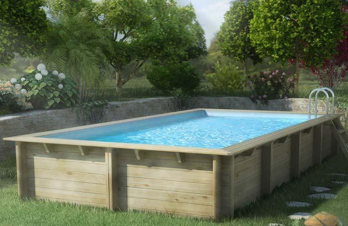 Palettenpool Kreative Ideen Und Wie Sie Ihre Ideen Umsetzen Konnen Neu Dekoration Stile Paletten Pool Pool Rechteckig Swimming Pool