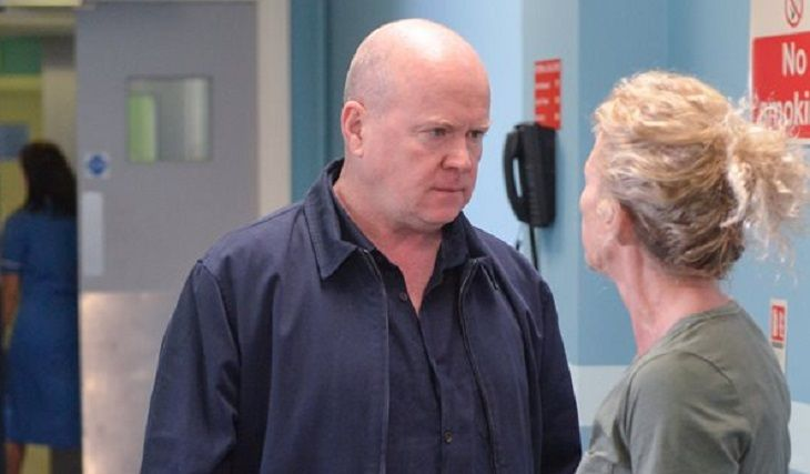 EastEnders spoilers tease that there's no love lost between Phil (Steve Mitchell) and Lisa (Lucy Benjamin), but you know what they say: where there's smoke there's fire. In this case, better call the pros, because this inferno is a five alarm blaze in more ways than one! The ex's have bee