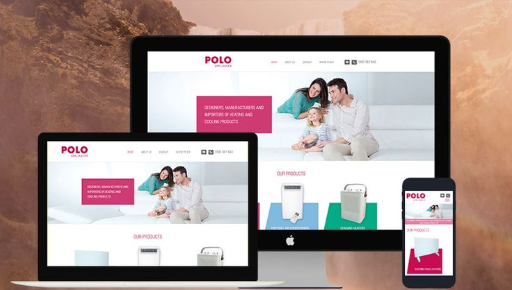 WebAlive Launches New Website for Polo Appliances