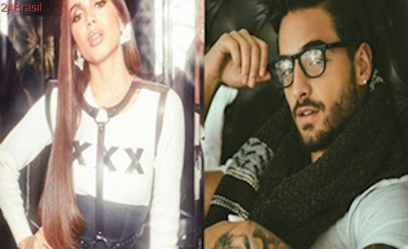 Anitta e Maluma deixam de se seguir no Twitter e fãs sentem tensão