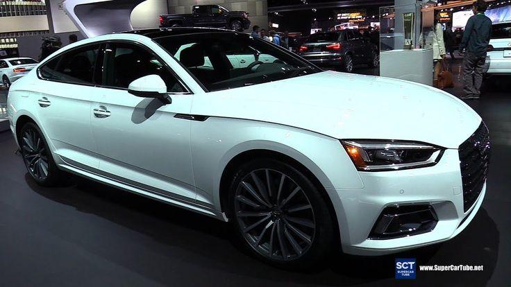 2018 Audi A5 Sportback - Exterior and Interior Walkaround - 2017 LA Auto...