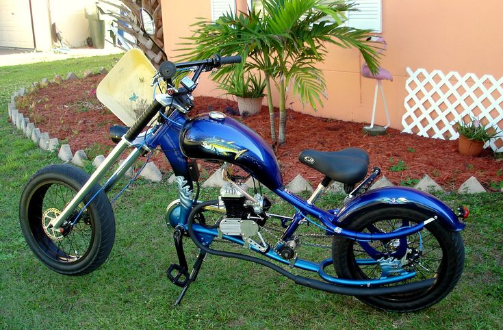 47 best pedal choppers images on pinterest motorized for Electric motor repair los angeles