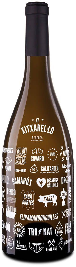 Ampolla El Xitxarel·lo #taninotanino #vinosmaximum