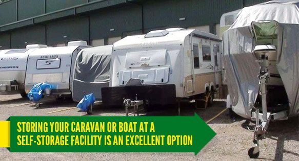 Wondering Where You Should Store Your Boat Or Caravan !! Hills