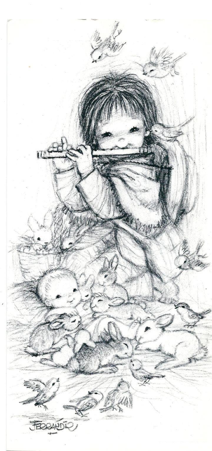 El flautista - Ferrándiz