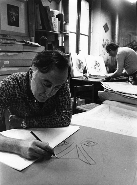 Enrico Baj Impressioni Originali Giorgio Upiglio Calcografia Litografia Xilografia - Milano