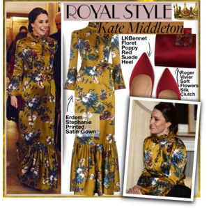 Kate Middleton - Royal Style