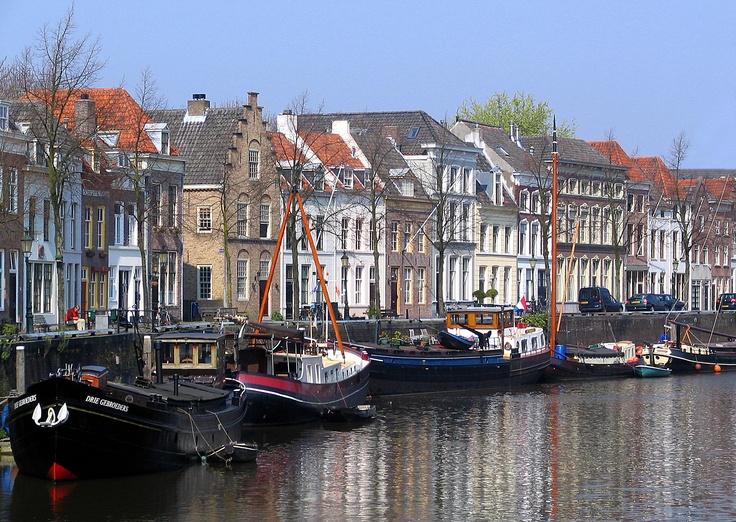 Harbor in my home town 's-Hertogenbosch Holland