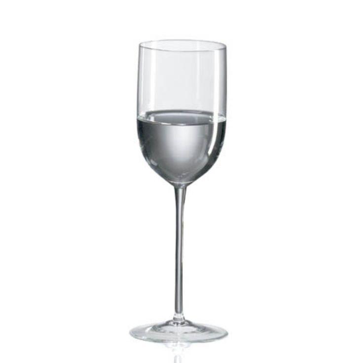 Ravenscroft Amplifier Mineral Water Long Stem Wine Glass - Set of 4 - W6519