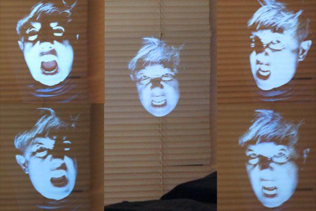 Como criar uma ilusão fantasmagórica para uma casa mal-assombrada