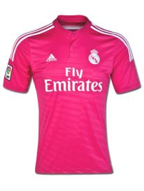 REAL MADRID 2ª CAMISETA 14/15